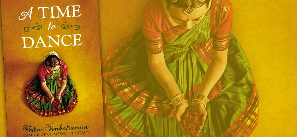 """""""A Time to Dance"""" by Padma Venkatraman"""