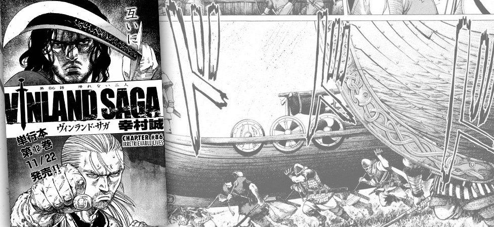 "Step Into the Cutthroat World of Vikings in ""Vinland Saga"""