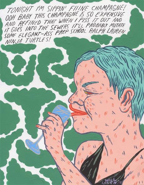 Artist Spotlight: Will Laren's Loud Goofballs