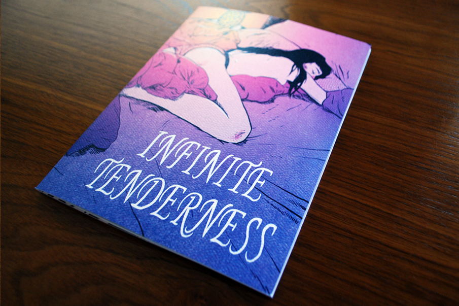 """Infinite Tenderness,"" a New Zine by Sabrina Elliott"