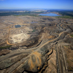 Flyover Photography Reveals the Beautiful yet Destructive Nature of Canada's Tar Sands