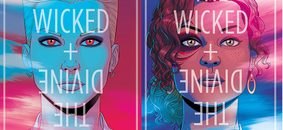 "Ponder Mortality and Consumerism in ""The Wicked + The Divine"""