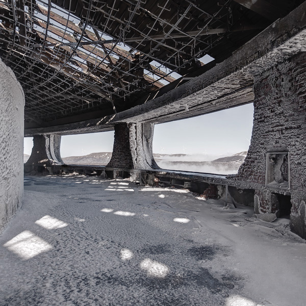 """Soviet Ghosts"" Is a Look at the Strange Beauty of the Abandoned Empire"