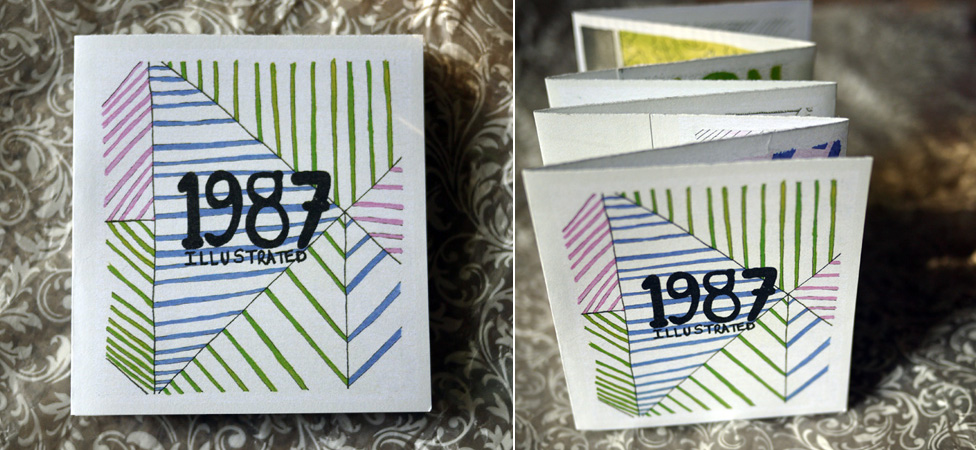1987: An Illustrated Zine