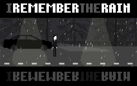 I Remember the Rain: An Interactive Story About Grief