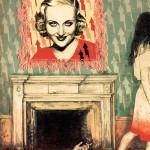 Jennifer Dionisio's Retro Horror Illustrations