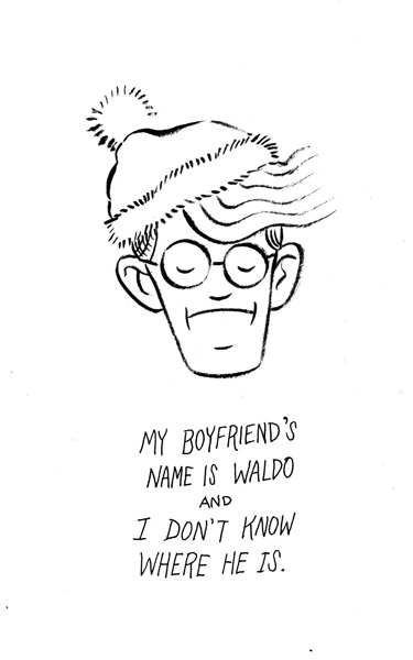 Attempts at Positivity: New Comics by Illustrator Katie So