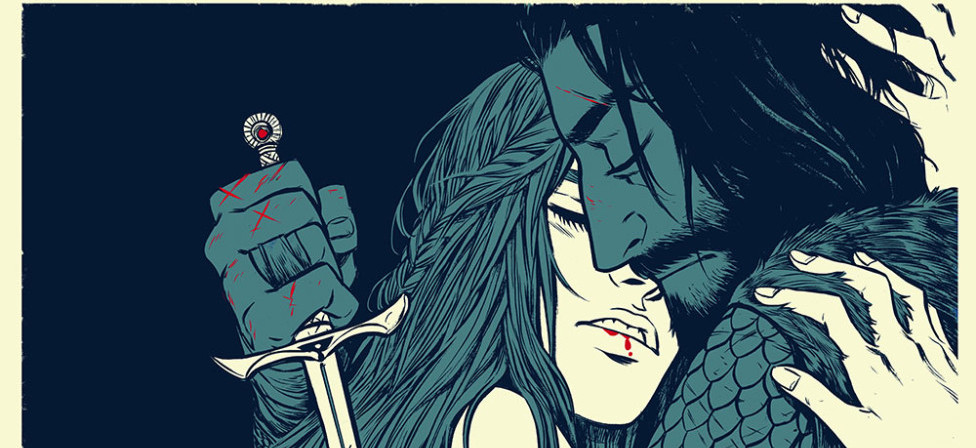 3 Short Comics by Becky Cloonan That Will Give You Chills