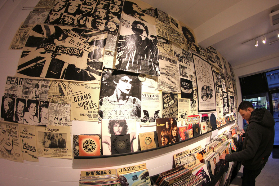 A Look at Small Indie Record Stores From Around the World
