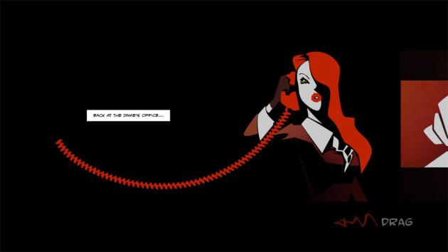 Third Eye Crime: A Stealth Puzzler Set in a Comic Book Noir