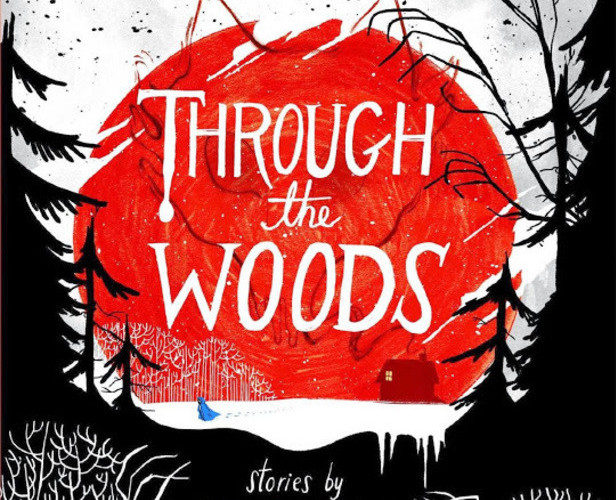 "Curl Up With Emily Carroll's Eerie Masterpiece ""Through the Woods"""