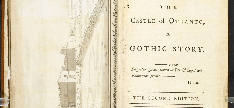 Read the First Gothic Novel Ever Written