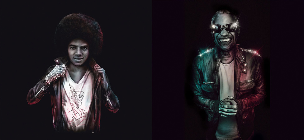 """Fab Ciraolo's """"Legendary"""" Reimagines Yesterday's Icons as Today's Hipsters"""