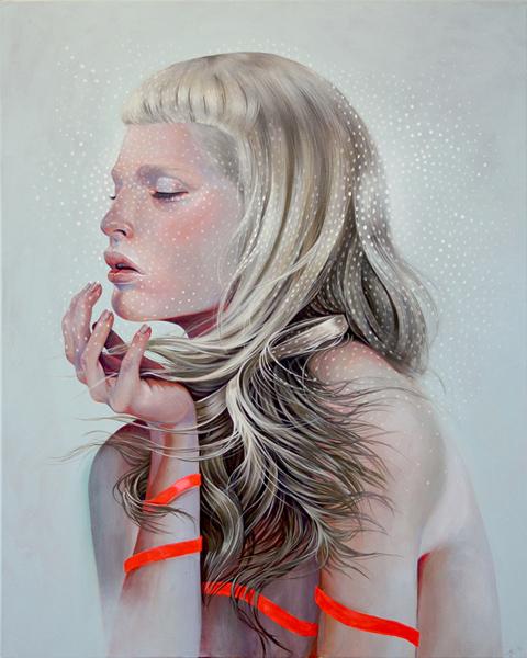 "Martine Johanna's ""The Grand Illusion of Sanity"" Examines the Ol' ""Crazy"" Woman Trope"