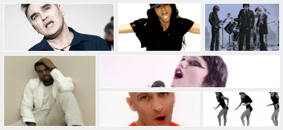 """Singing In a White Room"" Is an Archive of Music Videos' Most Common Trope"