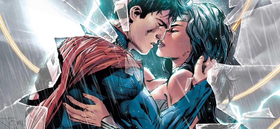 "When Superheroes Fall in Love…: ""Superman / Wonder Woman"" Takes Both Characters in a Bold, New Direction"