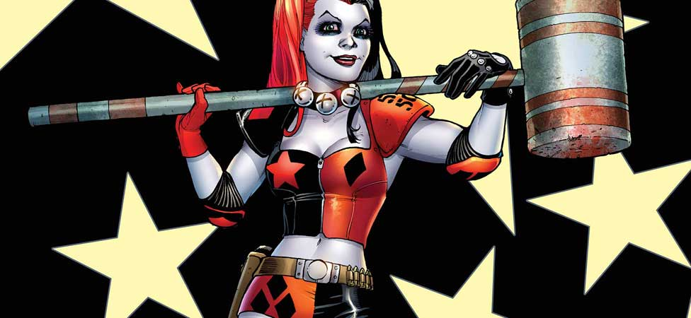 "The Clown Prince of Crime's Girlfriend Takes Center Stage in ""Harley Quinn: Hot in the City"""