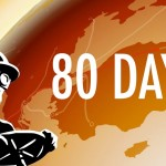 80 Days: A Steampunk Retelling of the Jules Verne Classic