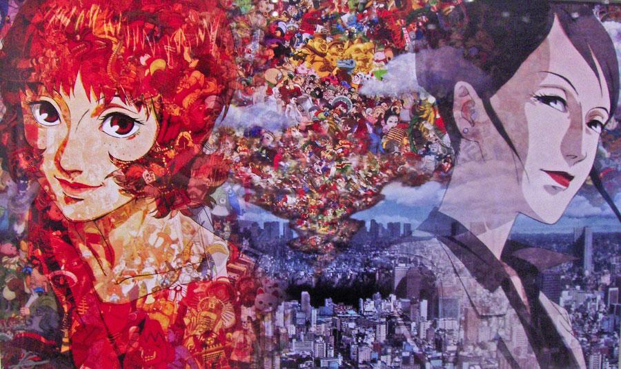 Satoshi Kon's Works 1982-2010