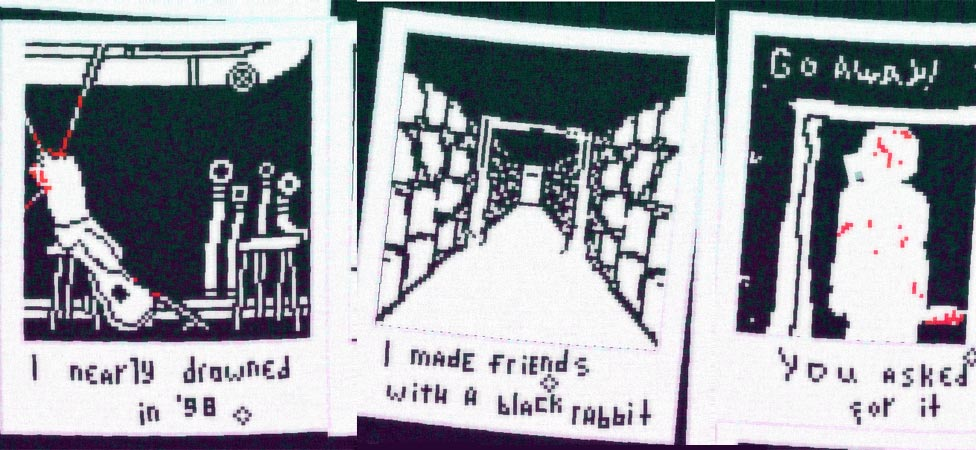 """Piece Together the Polaroids in """"Vernacular"""" to Find Out What Happened"""