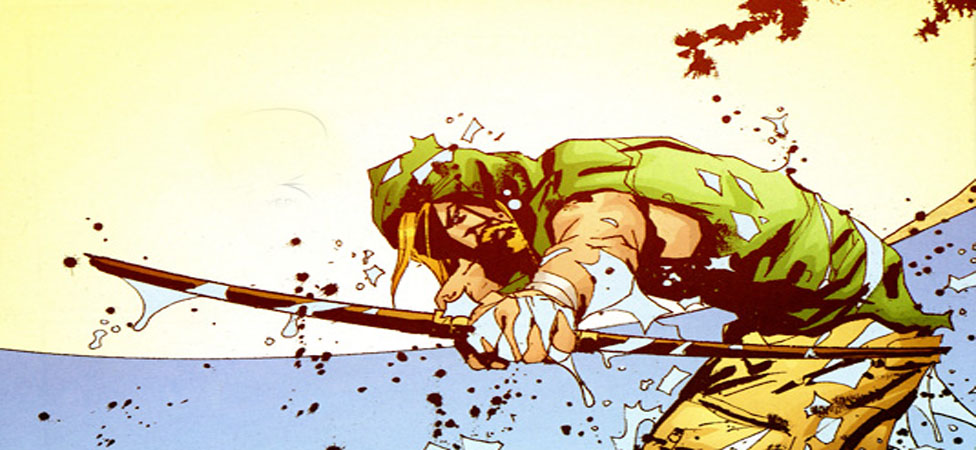 """Green Arrow: Year One,"" the Backstory"