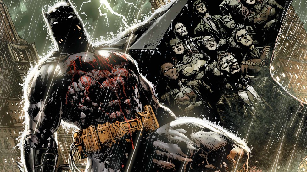 "Heroes, Villains, and Citizens Collide in ""Batman: Eternal"""