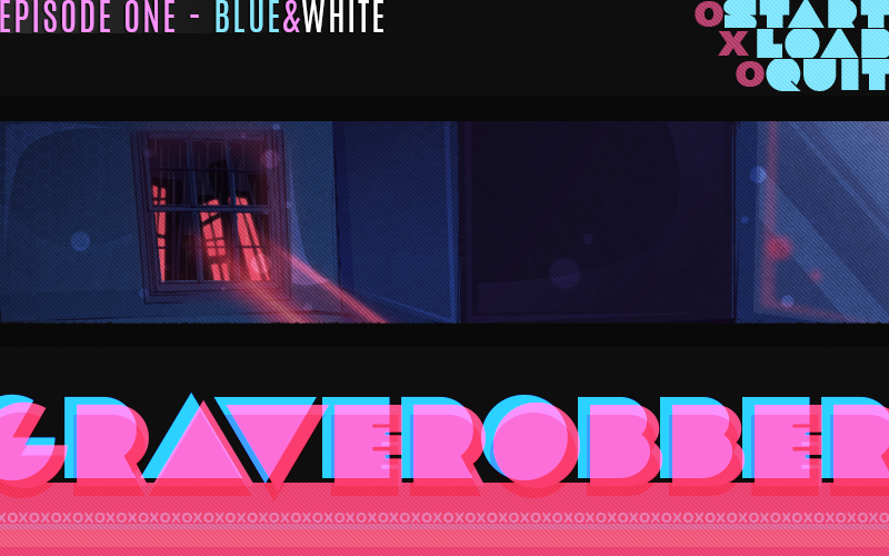 """Step Into the Shoes of a """"Graverobber"""" in This Neo-Noir Point-and-Click Visual Novel"""