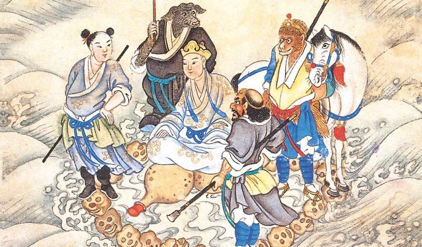 "Read the Classic Chinese Novel That Inspired ""Dragon Ball"""