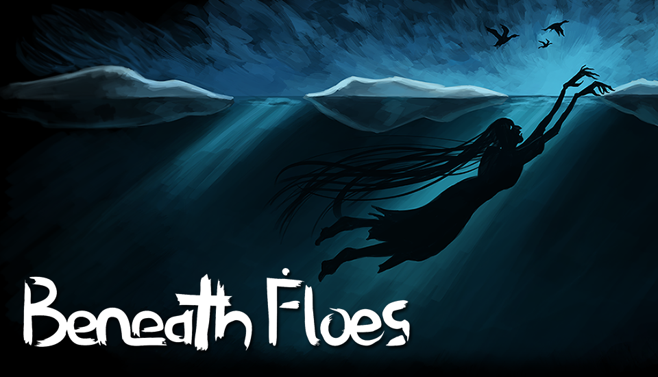 """Beneath Floes,"" an Interactive Story About What Lurks Beneath the Ice"