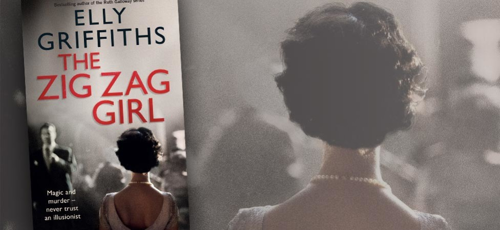 "Magic, Murder, and Mayhem Reign in ""The Zig Zag Girl"""