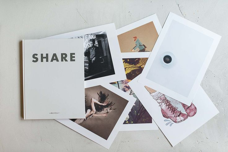"""Share"" This Art Book"