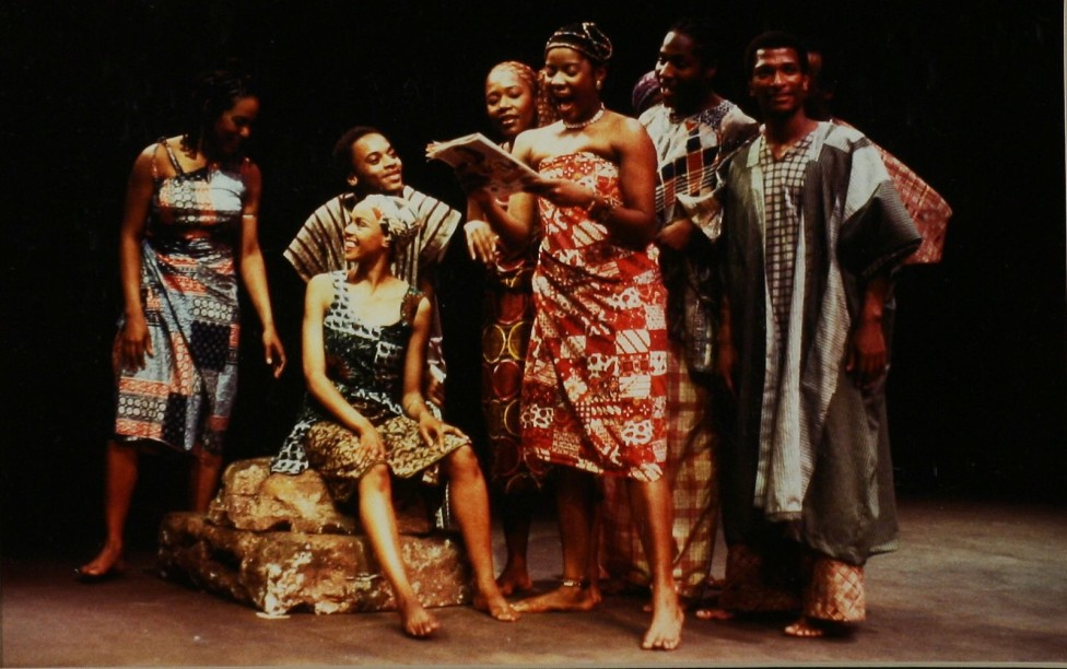 "Read Nobel Laureate Wole Soyinka's Classic Play ""The Lion and the Jewel"""