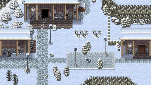 Spoiler Alert: Everyone Dies in RPG Puzzler