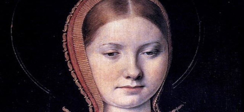 """The Shadow of the Pomegranate"" Reveals the Surprising History of Henry VIII's First Wife"