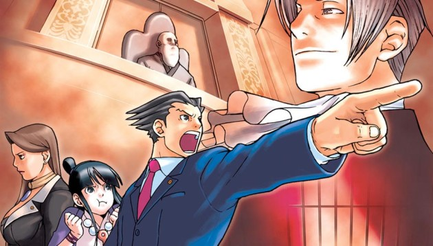 Jazzy Reinventions of Music From Phoenix Wright