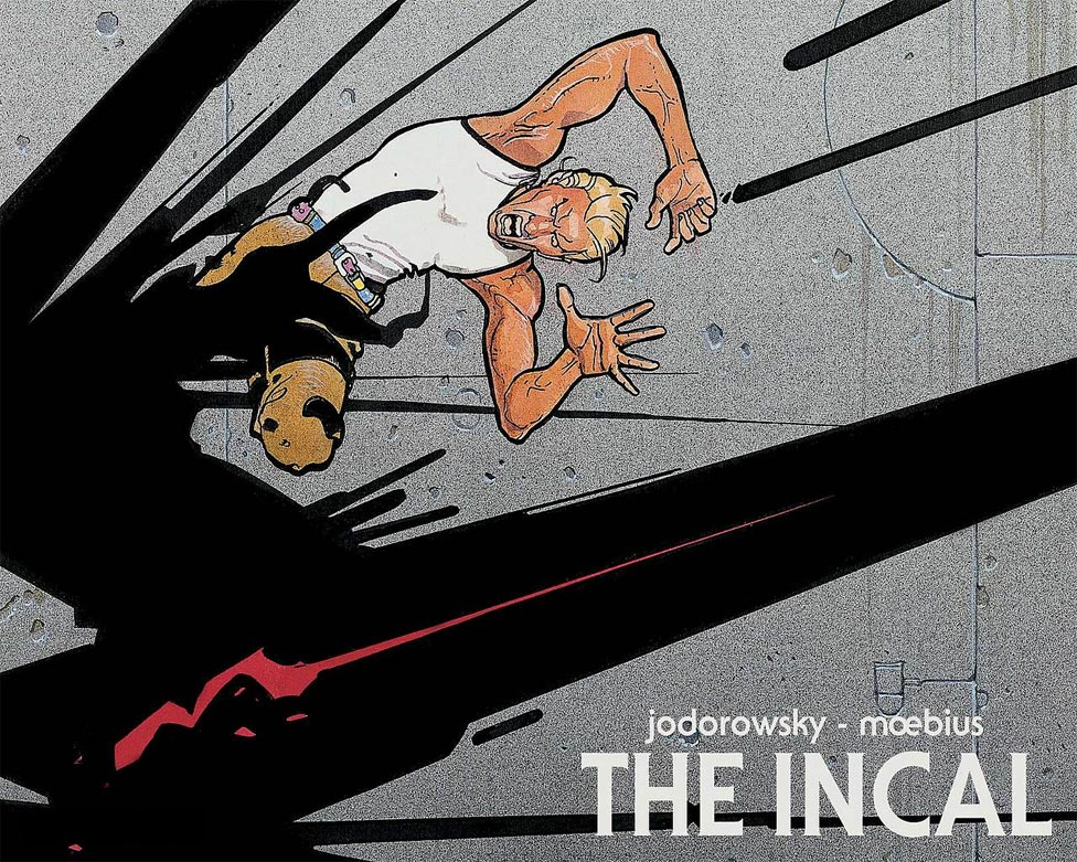 """The Incal"" Is the Comic-Book Predecessor to ""The Fifth Element"""