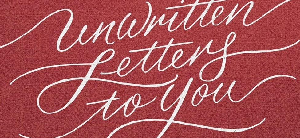"Muse On Lost Love in ""Unwritten Letters To You"""