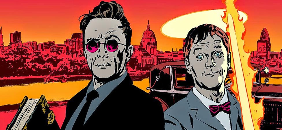 "Reread Terry Pratchett and Neil Gaiman's Classic, ""Good Omens"""
