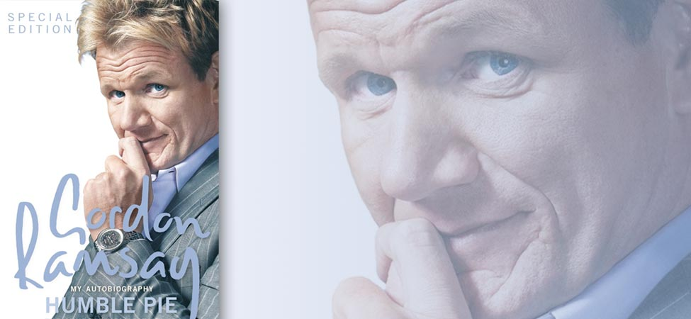 The Honest and Non-Bleeped Memoir of Celebrity Chef, Gordon Ramsay