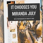 Miranda July's Non-Fiction Work Sheds Light on the Socially Shadowed