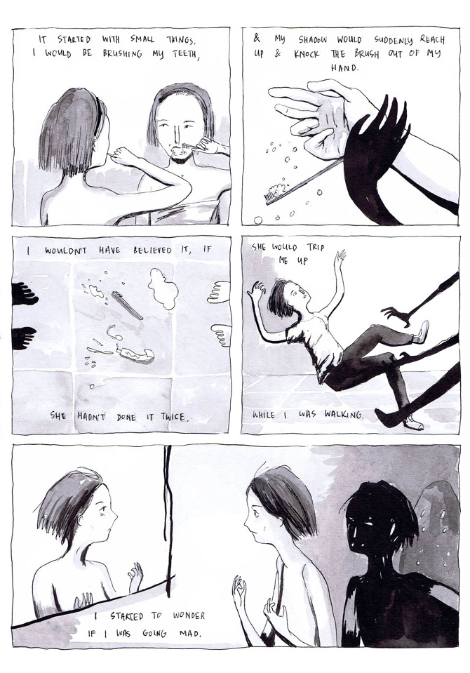 Rachel Ang's Comics of Introspection