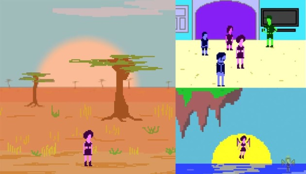 The World the Children Made: A Game Based on Ray Bradbury's