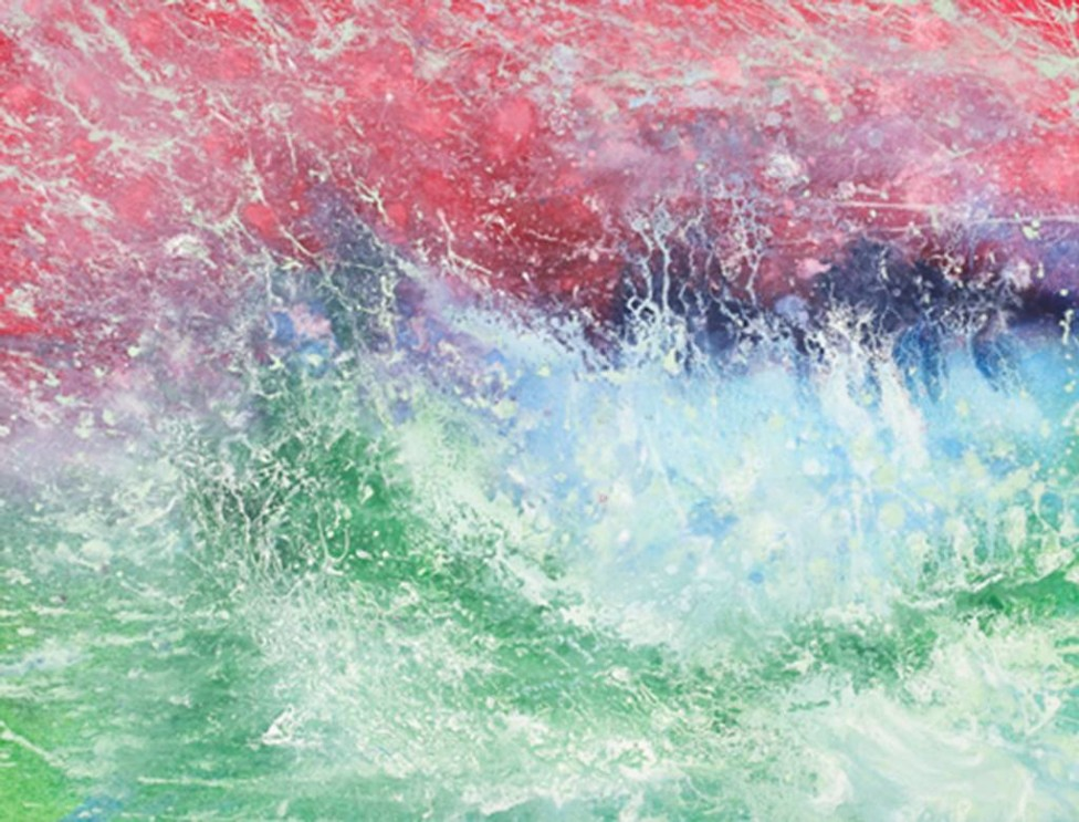 These Breathtaking Paintings Were Made By a 5-Year-Old With Autism