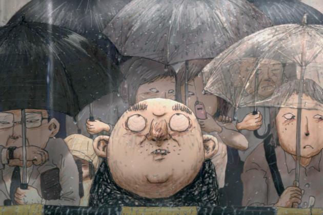 Kōji Yamamura's Oscar Nominated Short Film,
