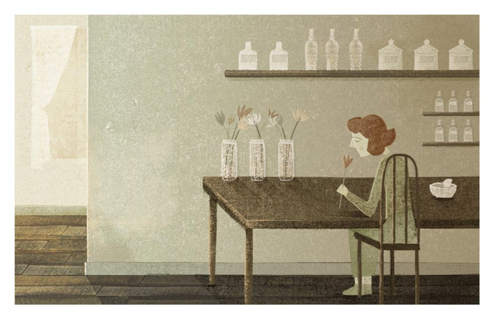 """""""The Book of Memory Gaps"""" Takes an Illustrated Walk Through the Human Mind"""