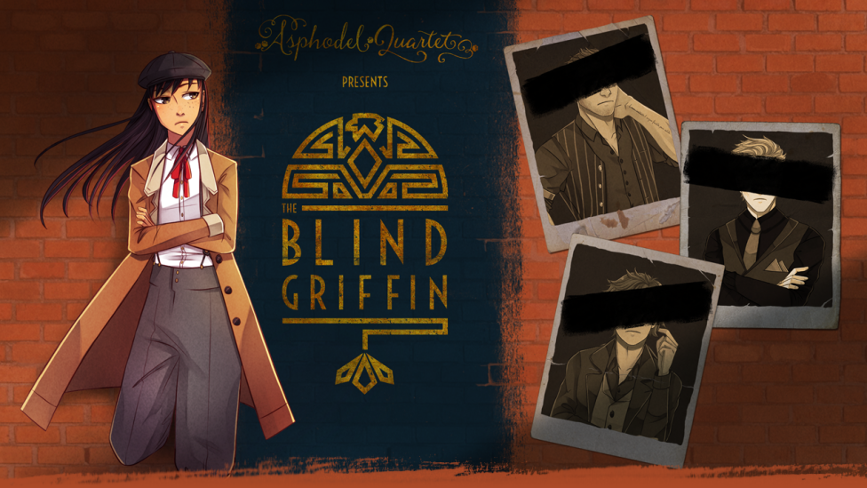 "The Roaring '20s Is Full of Magic in ""The Blind Griffin"""