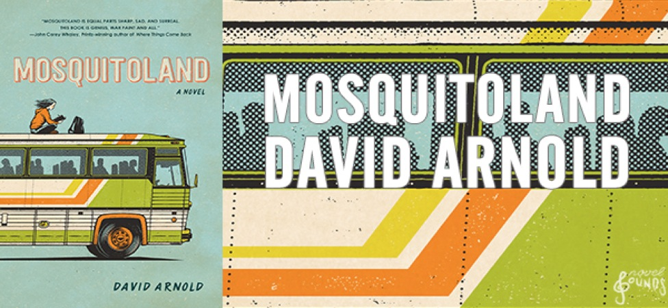 "Find Yourself on the Road in ""Mosquitoland"""