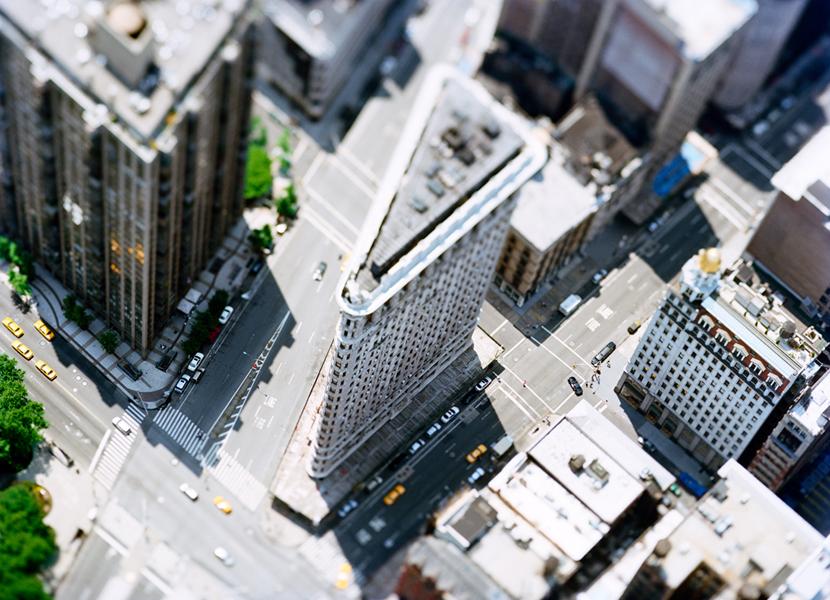Real Life Made Miniature: Olivio Barbieri's Tilt-Shift Photography