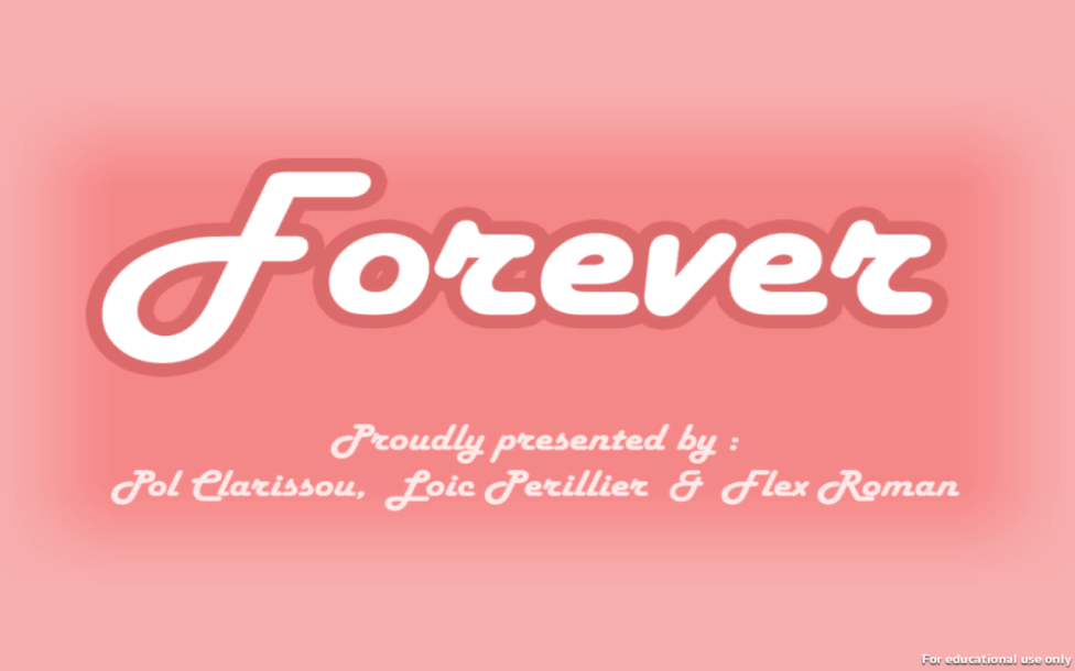 """Forever"" Is the Job That Never Ends"
