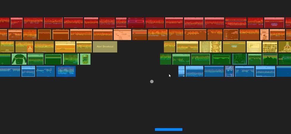 Google Bricks, a Classic Game Hidden in a Modern Search Engine